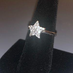 ⭐️Coach star ring